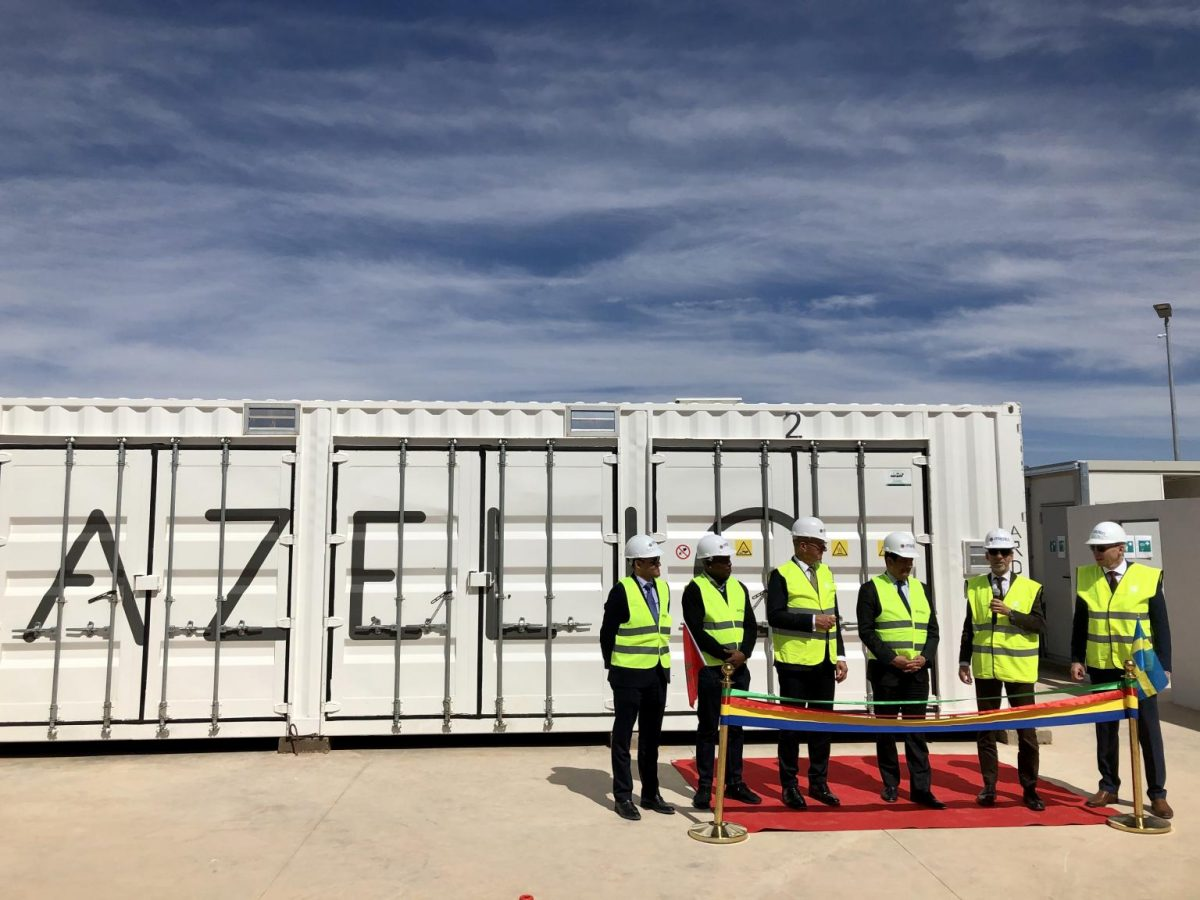Azelio's Plans to Get into the Energy Storage Market in the US