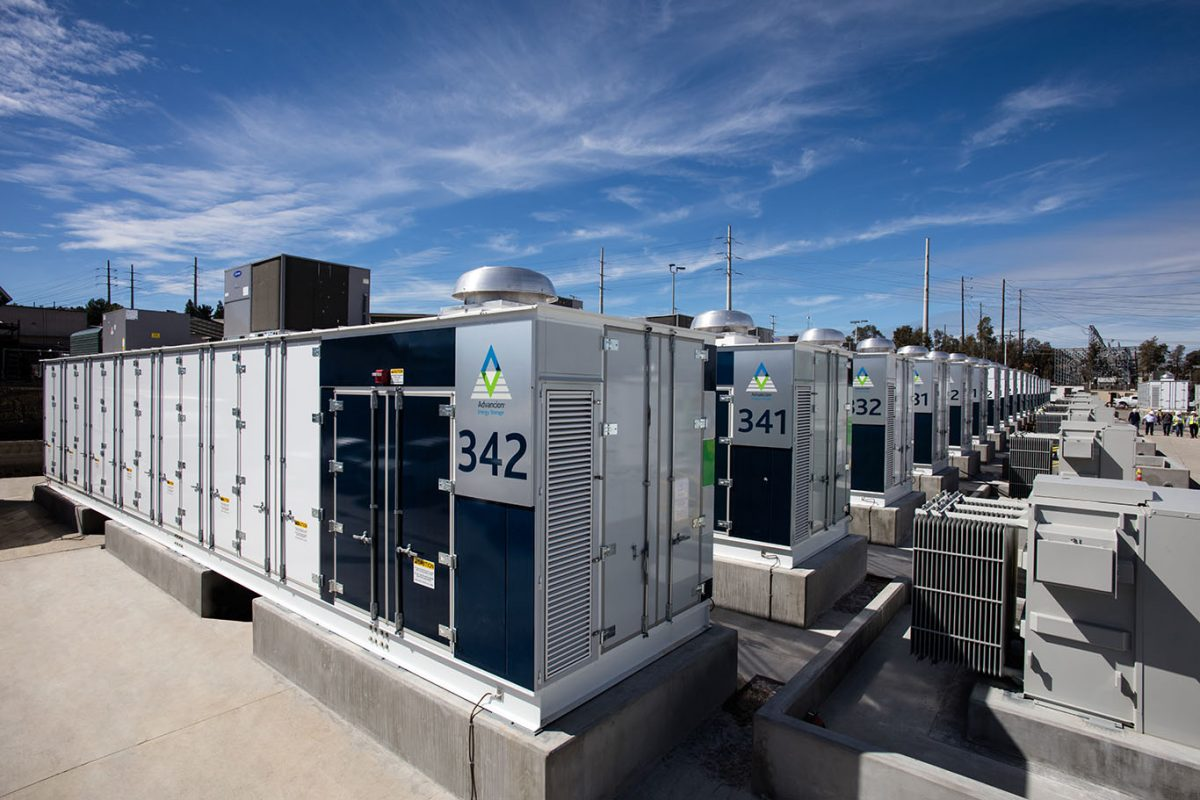 LS Power Introduces Battery Energy Storage Venture in California