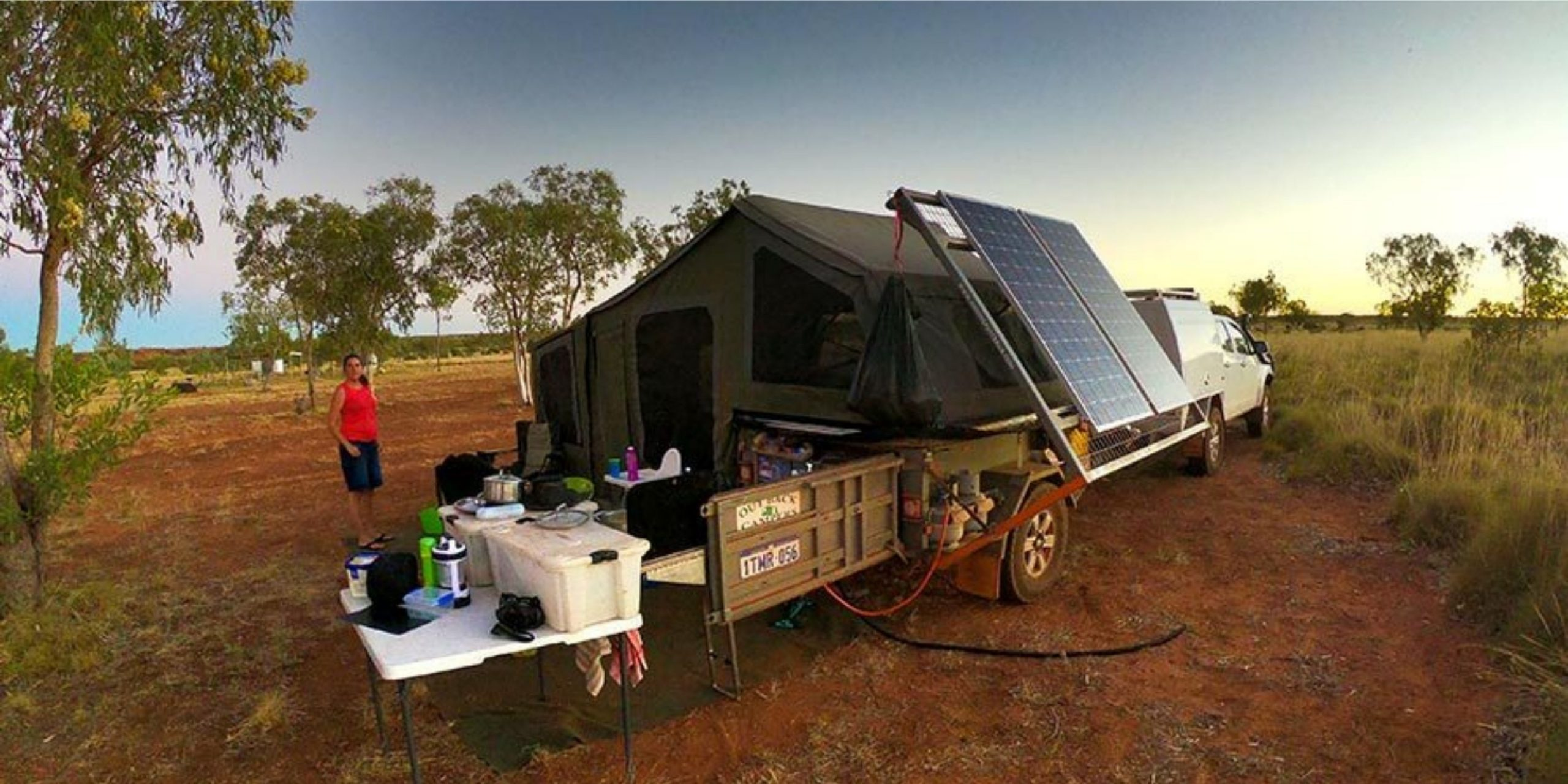 4 Solar-powered Gadgets to Survive the Wilderness